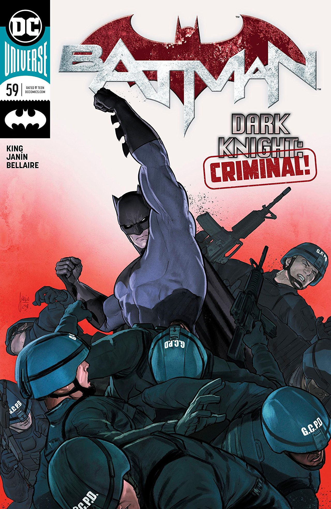 Batman #59 (DC Comics)