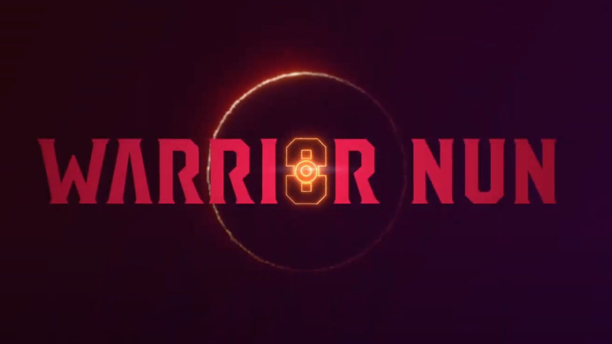 Warrior Nun (Netflix)
