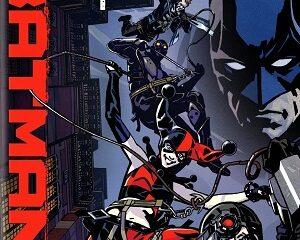 'Batman: Assault on Arkham' Cover