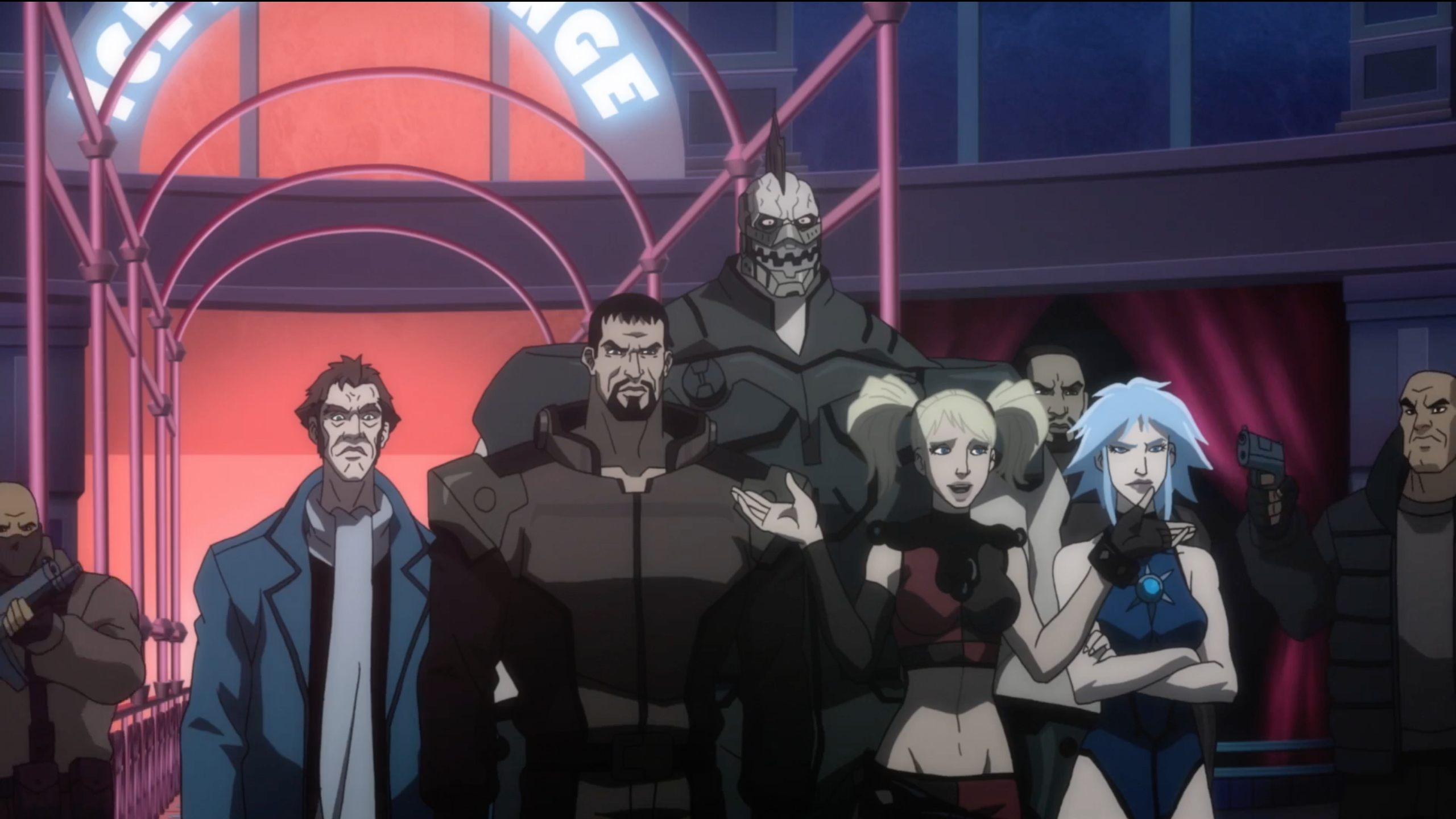 The Suicide Squad - 'Batman: Assault on Arkham'