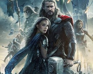 'Thor: The Dark World' Poster Artwork