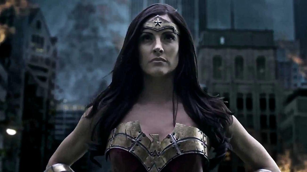 'Wonder Woman' by Rainfall Films