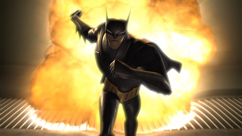 'Beware the Batman' S01E01 'Hunted'