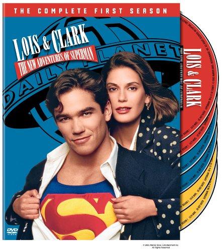 'Lois & Clark' Season 1 DVD