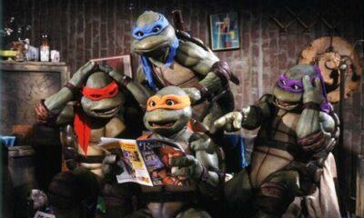 'Teenage Mutant Ninja Turtles' (1990)