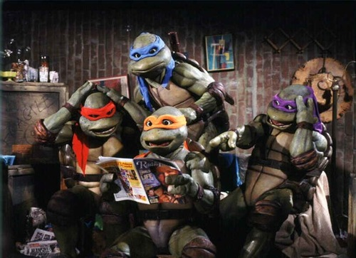 'Teenage Mutant Ninja Turtles' (1990)