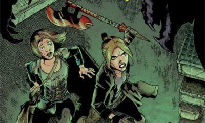 'Buffy the Vampire Slayer' Season 9 #23