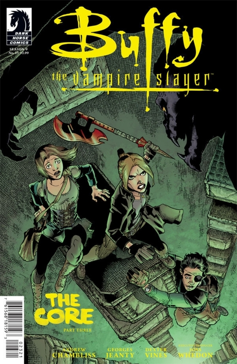 'Buffy the Vampire Slayer' Season 9 #23