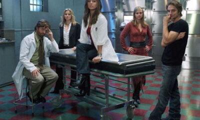 The cast of 'Tru Calling'