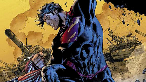 'Superman Unchained' #2