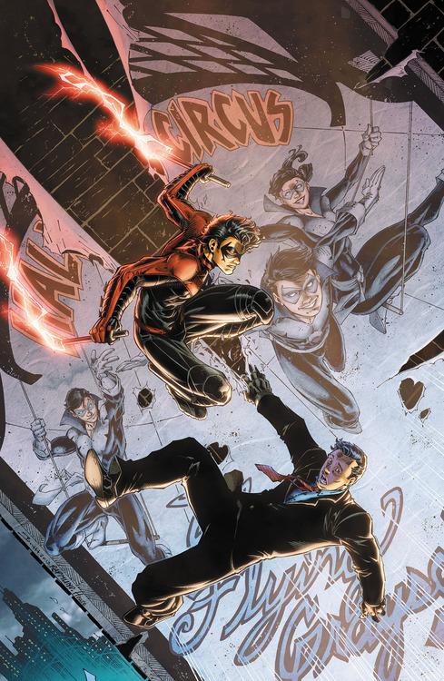 'Nightwing' #22