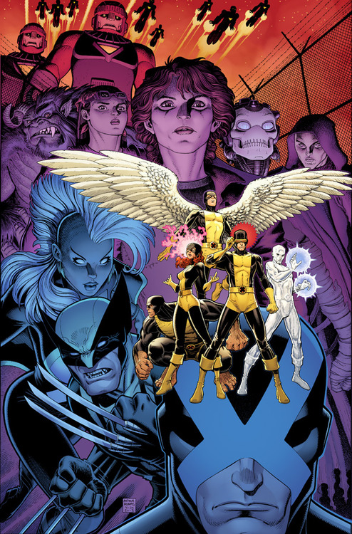 'X-Men: Battle of the Atom' #1