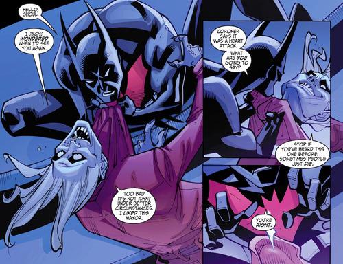 'Batman Beyond 2.0′ #2
