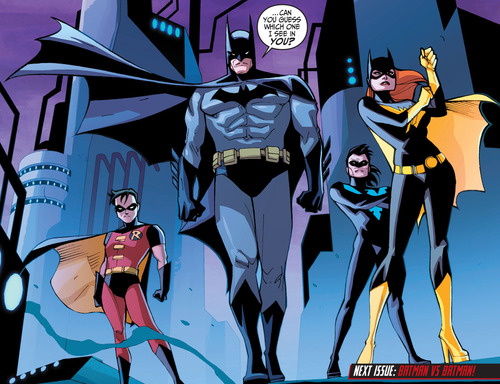 'Batman Beyond 2.0′ #4