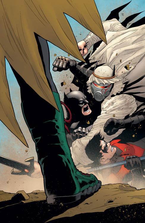 'Batman & _________' #23 Nightwing