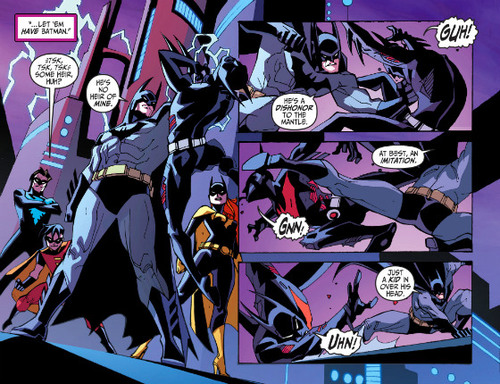 'Batman Beyond 2.0′ #5