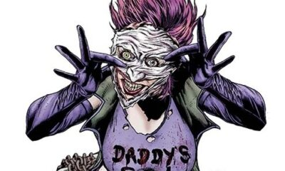 'Batman: The Dark Knight' #23.4 The Jokers Daughter