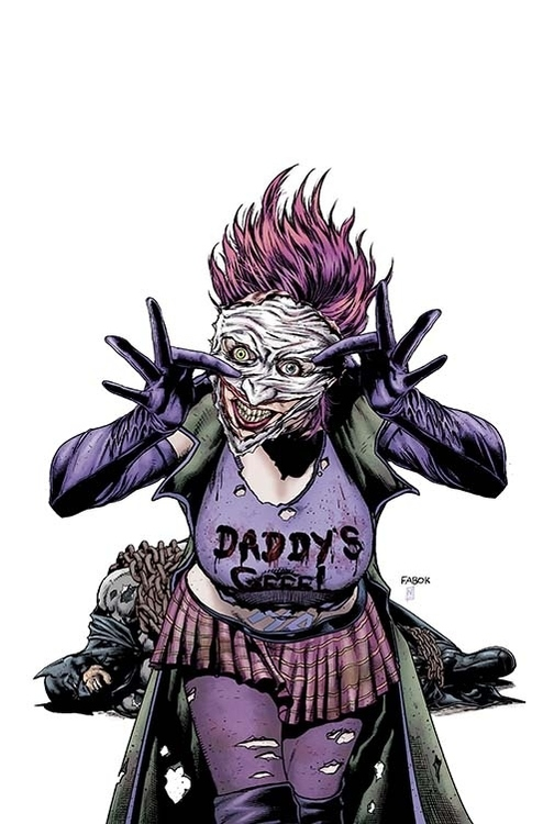 'Batman: The Dark Knight' #23.4 The Jokers Daughter
