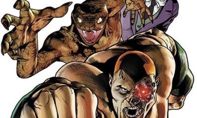 'Justice League' #23.4 Secret Society