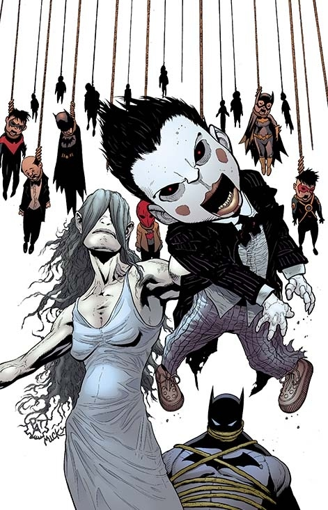 'Batman: The Dark Knight' #23.1 The Ventriloquist