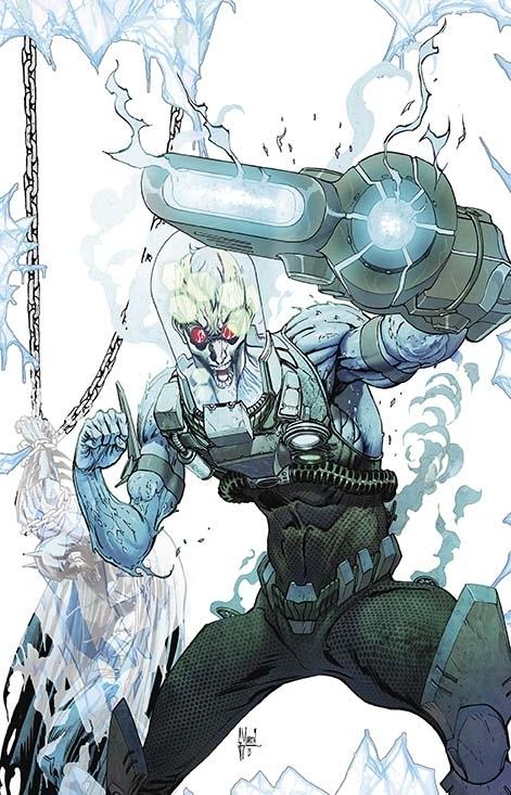 'Batman: The Dark Knight' #23.2 Mr. Freeze