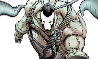 'Batman' #23.4 Bane