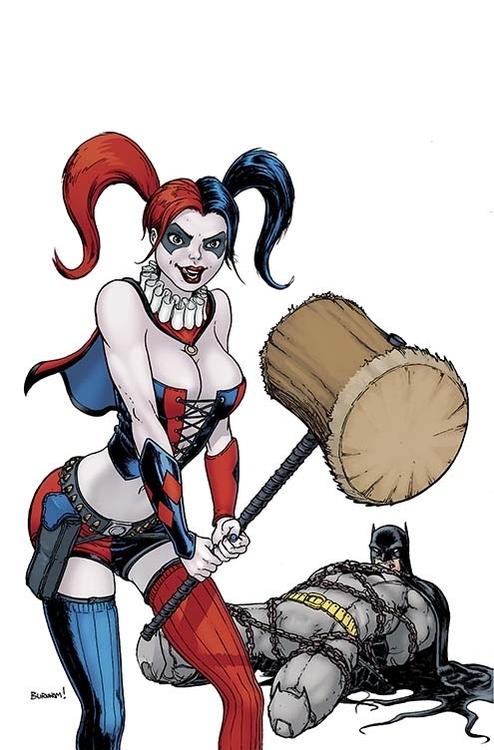 'Batman: Detective Comics' #23.2 Harley Quinn