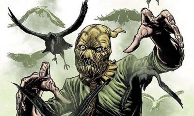 'Batman: Detective Comics' #23.3 Scarecrow