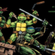 'Teenage Mutant Ninja Turtles: The Ultimate Visual History' cover art