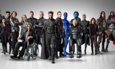The 'X-Men: DoFP' Cast