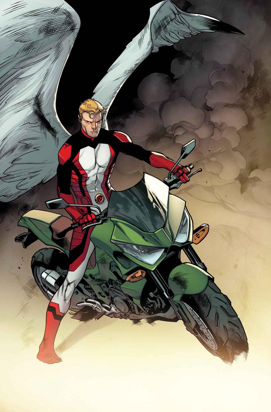 Cover art for 'All-New X-Men' #29 by Stuart Immonen