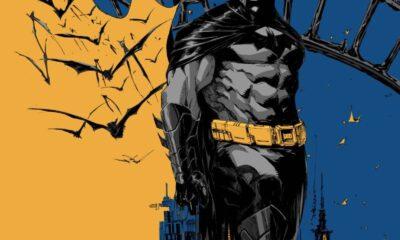 Cover art for 'Batman Eternal' #16 by Dustin Nguyen