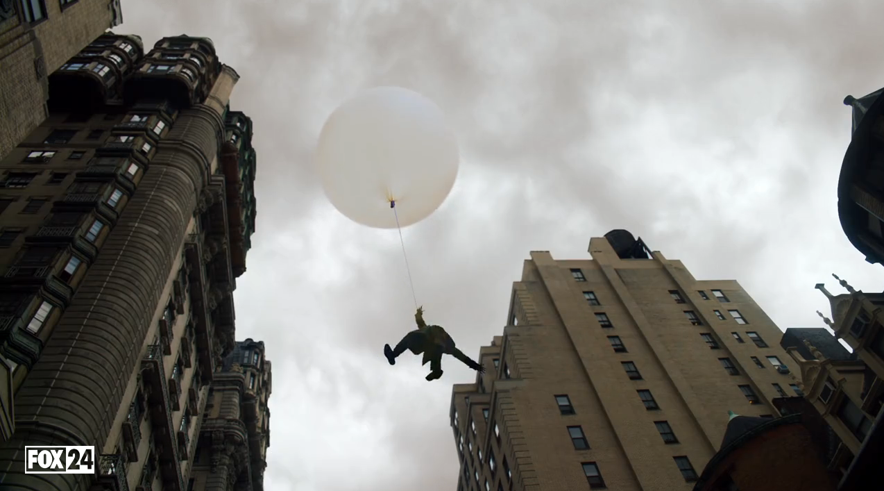 'Gotham' S01E03 'The Balloonman'