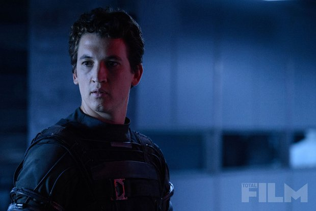 Miles Teller as Reed Richards in 20th Century Fox's 'Fantastic Four' (2015)