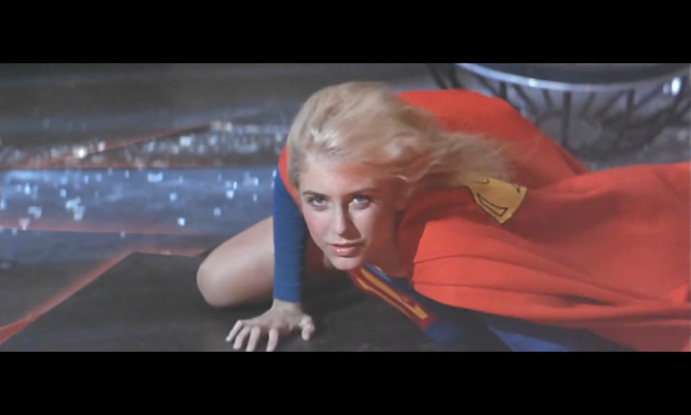 Helen Slater in 1984's 'Supergirl'