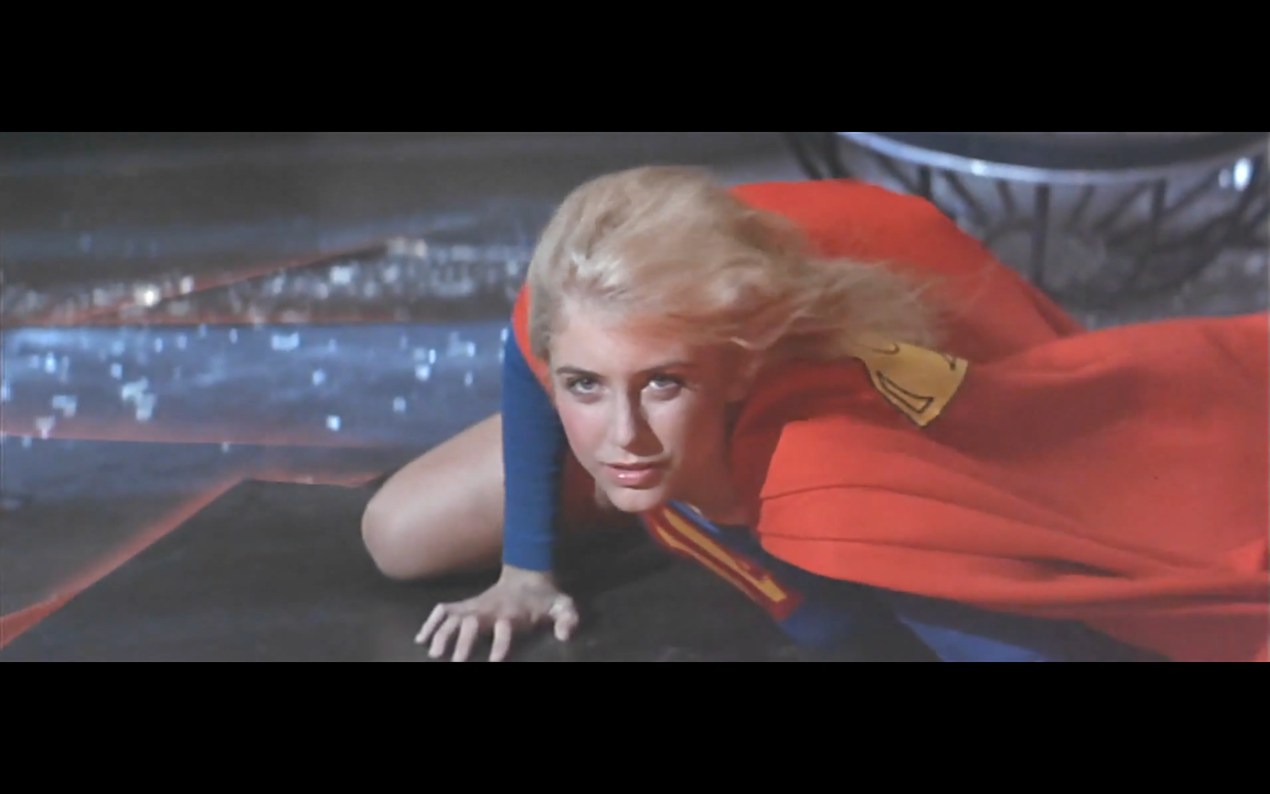 Helen Slater in 1984's 'Supergirl'