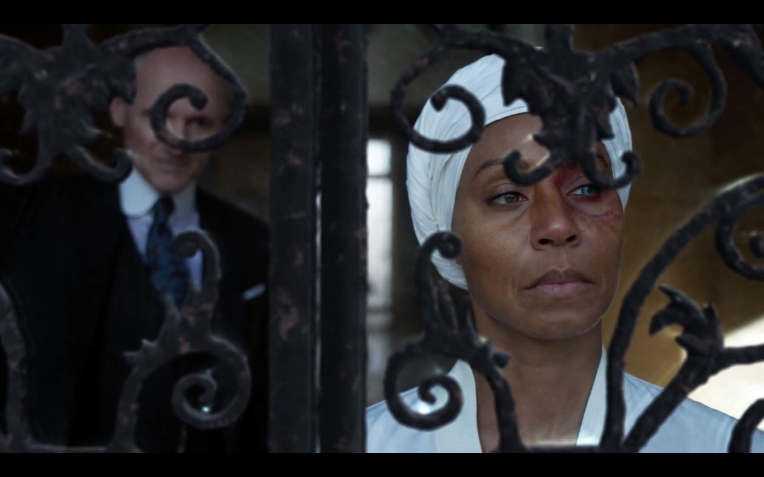Jada Pinkett-Smith as Fish Mooney in 'Gotham'