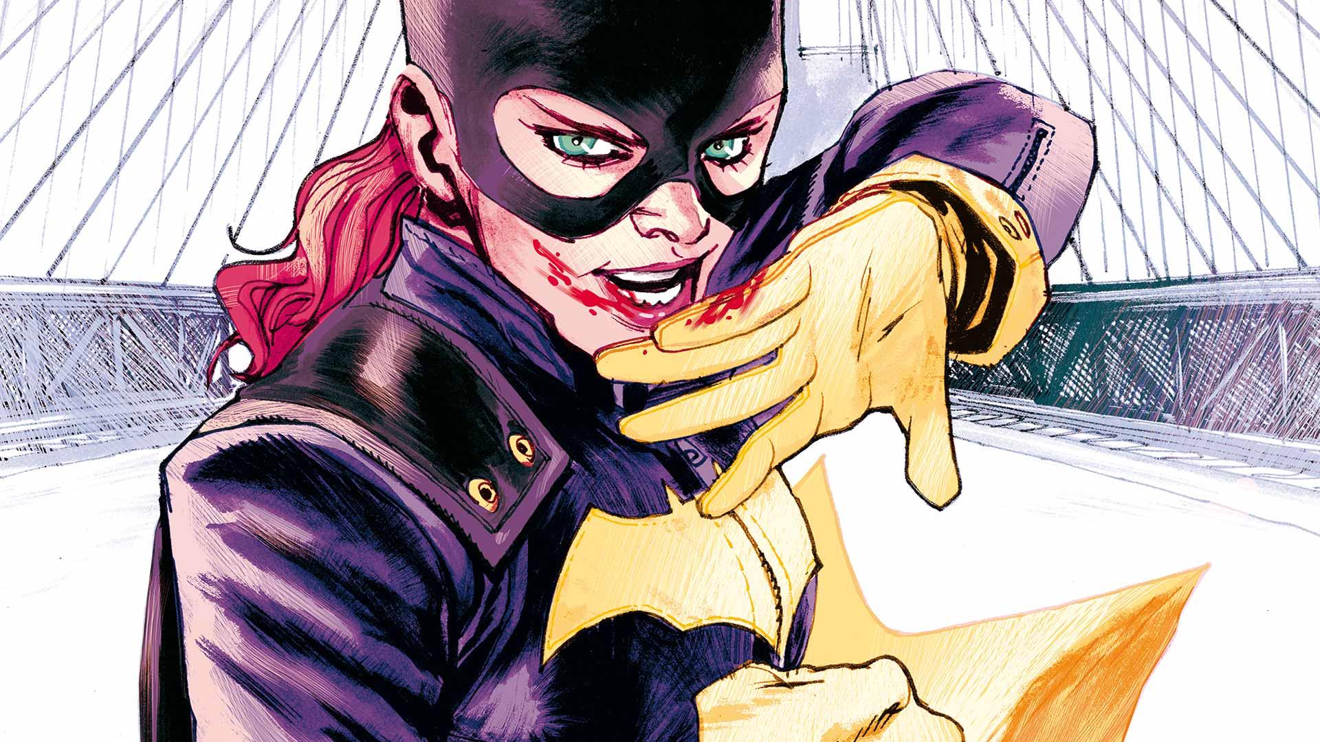 'Batgirl: Endgame' #1 cover art by Rafael Albuquerque