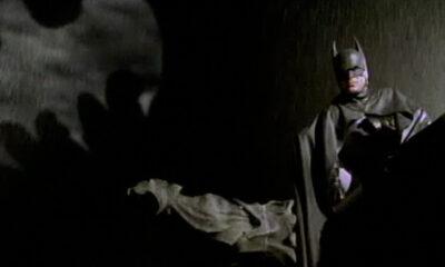 Clark Bartram as Batman in writer-director Sandy Collora's 'Batman Dead End'
