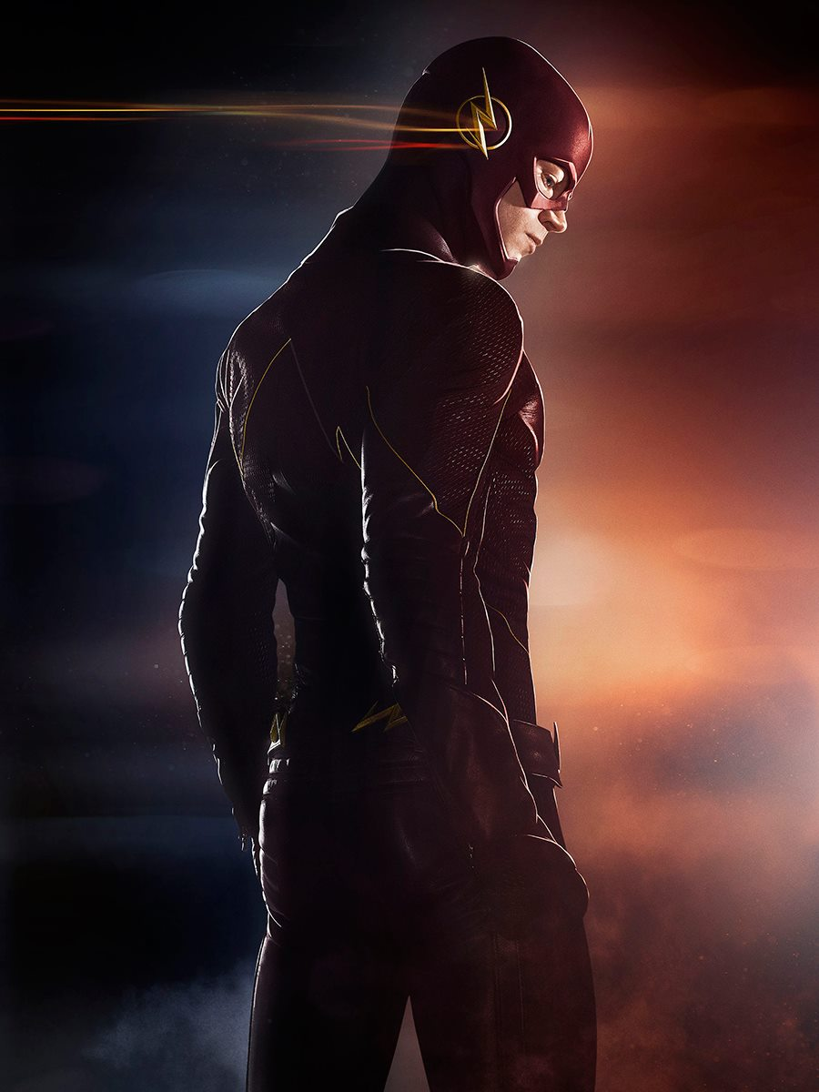 Grant Gustin as Barry Allen in The CW's 'The Flash'