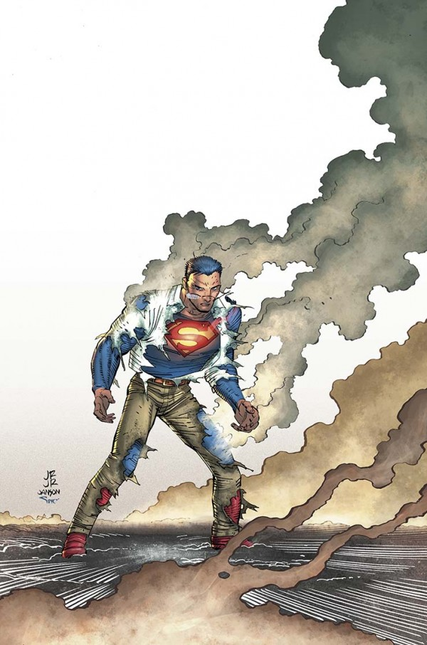 Cover for DC Comics 'Superman' #41