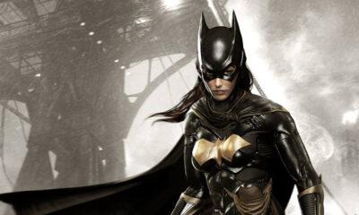 Batgirl in 'Batman: Arkham Knight'