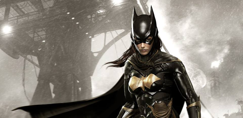 Batgirl in 'Batman: Arkham Knight'