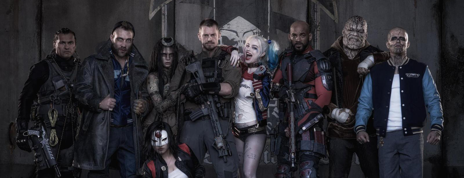 Task Force X in 'Suicide Squad'