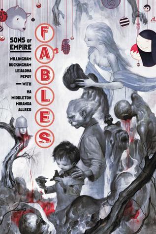 'Fables' vol. 3 cover art