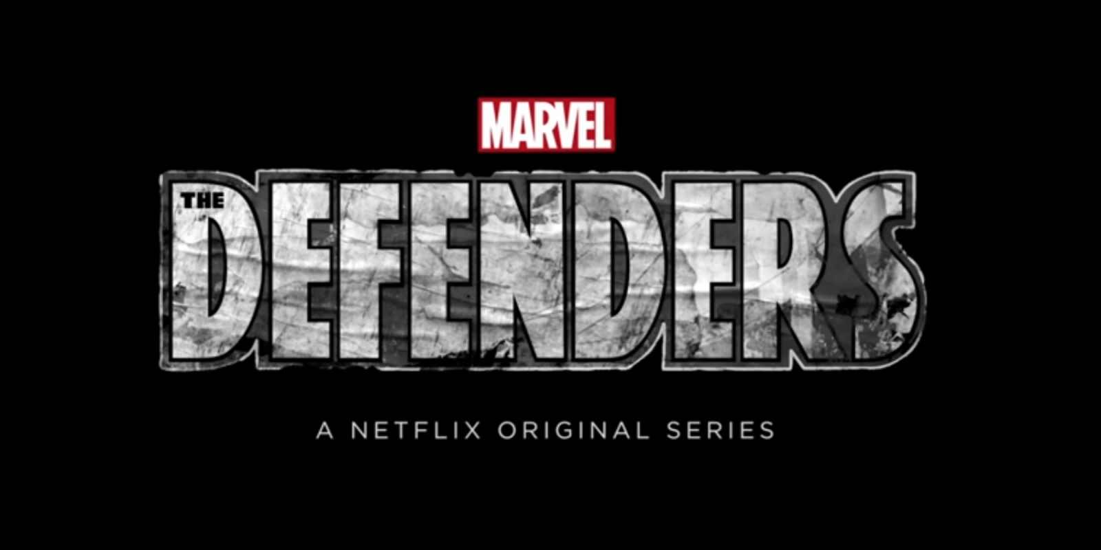 Marvel's Defenders key art