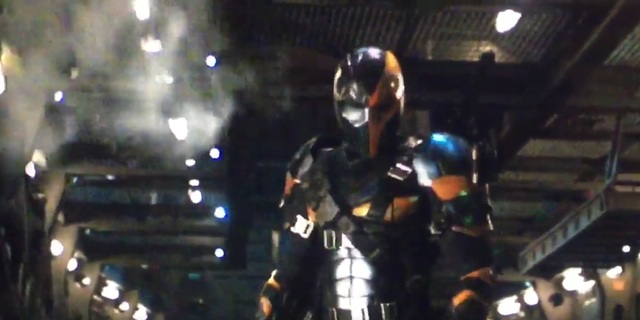 Deathstroke in the DCEU