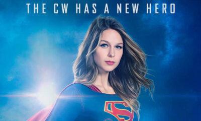 Melissa Benoist as Kara Danvers in 'Supergirl'