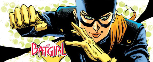 'Batgirl: Rebirth' #1 artwork by Rafael Albuquerque