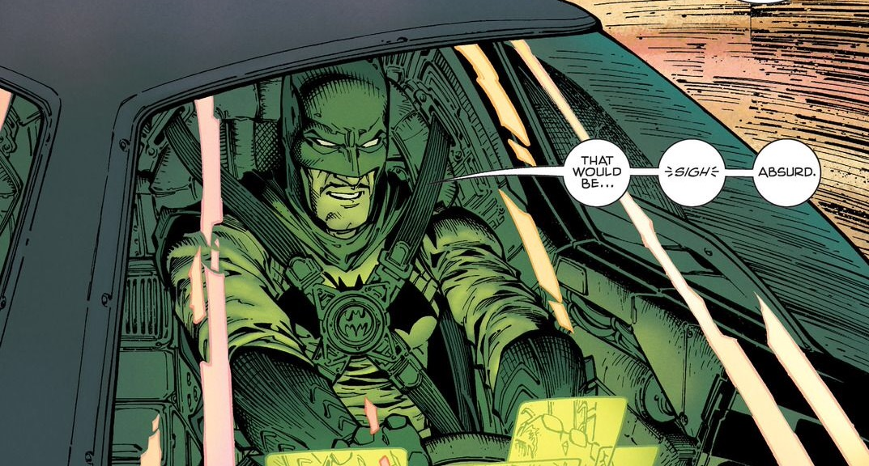 'Batman: Rebirth' #5 art by David Finch, Matt Banning, Sandra Hope & Jordie Bellaire